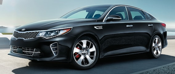 New Kia Optima For Sale in Lowell MA | Gervais Kia