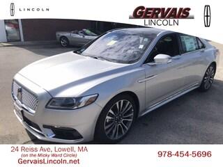 2018 Lincoln Continental Reserve Sedan