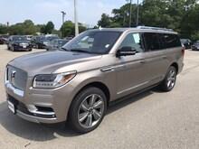 2018 Lincoln Navigator L Reserve SUV