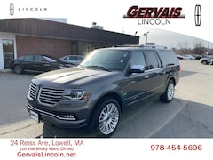 Used 2015 Lincoln Navigator L SUV