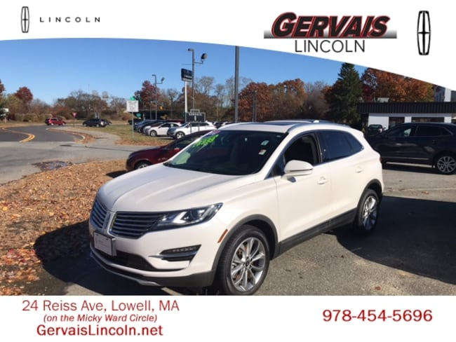 2016 Lincoln MKC Select WAGON