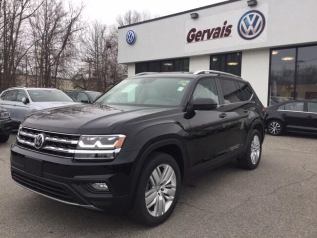 2019 Volkswagen Atlas 3.6L V6 SE w/Technology 4MOTION SUV For Sale in Lowell, MA