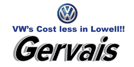 New VW For Sale in Lowell, MA | Gervais Volkswagen of Lowell