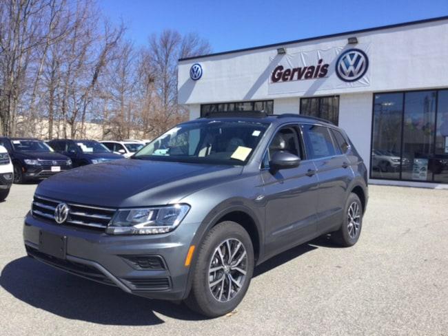 2019 Volkswagen Tiguan 2.0T SE 4MOTION SUV For Sale in Lowell, MA