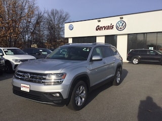New 2019 Volkswagen Atlas 3.6L V6 SE 4MOTION SUV For Sale In Lowell, MA