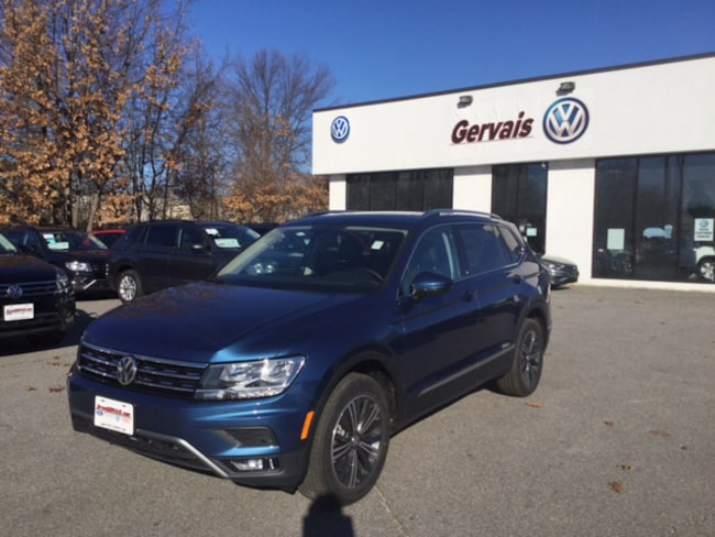 2019 Volkswagen Tiguan 2.0T SEL 4MOTION WAGON For Sale in Lowell, MA