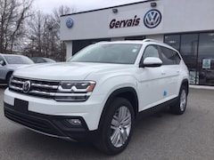 New 2019 Volkswagen Atlas 3.6L V6 SE w/Technology 4MOTION WAGON For Sale In Lowell, MA