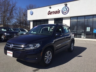 Picture of a 2016 Volkswagen Tiguan 2.0T SUV For Sale in Lowell, MA