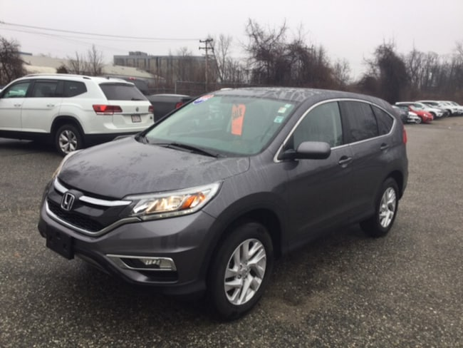 2016 Honda CR-V EX AWD SUV For Sale in Lowell, MA