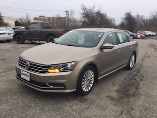 Used 2016 Volkswagen Passat 1.8T SE Sedan For Sale In Lowell, MA