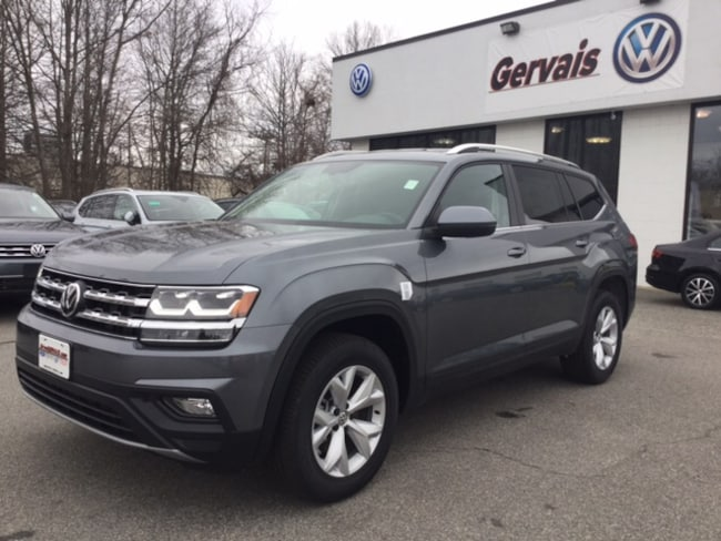 2019 Volkswagen Atlas 3.6L V6 SE 4MOTION SUV For Sale in Lowell, MA