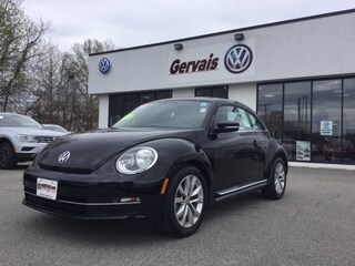 Used 2014 Volkswagen Beetle 2.0L TDI Hatchback For Sale In Lowell, MA