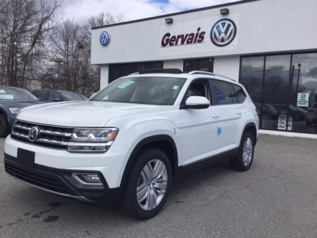 2019 Volkswagen Atlas 3.6L V6 SEL 4MOTION SUV For Sale in Lowell, MA