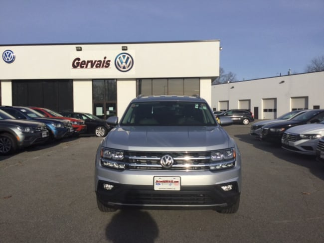 2019 Volkswagen Atlas 3.6L V6 SE 4MOTION SUV For Sale in Lowell, MA