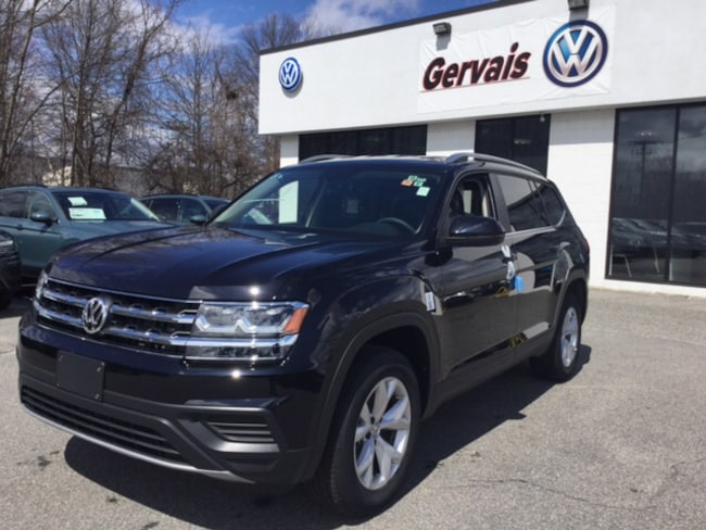 2019 Volkswagen Atlas 3.6L V6 S 4MOTION SUV For Sale in Lowell, MA