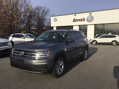 Picture of a 2019 Volkswagen Atlas 3.6L V6 S 4MOTION WAGON For Sale in Lowell, MA