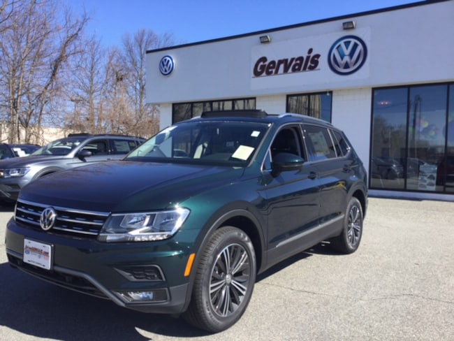 2019 Volkswagen Tiguan 2.0T SEL 4MOTION SUV For Sale in Lowell, MA