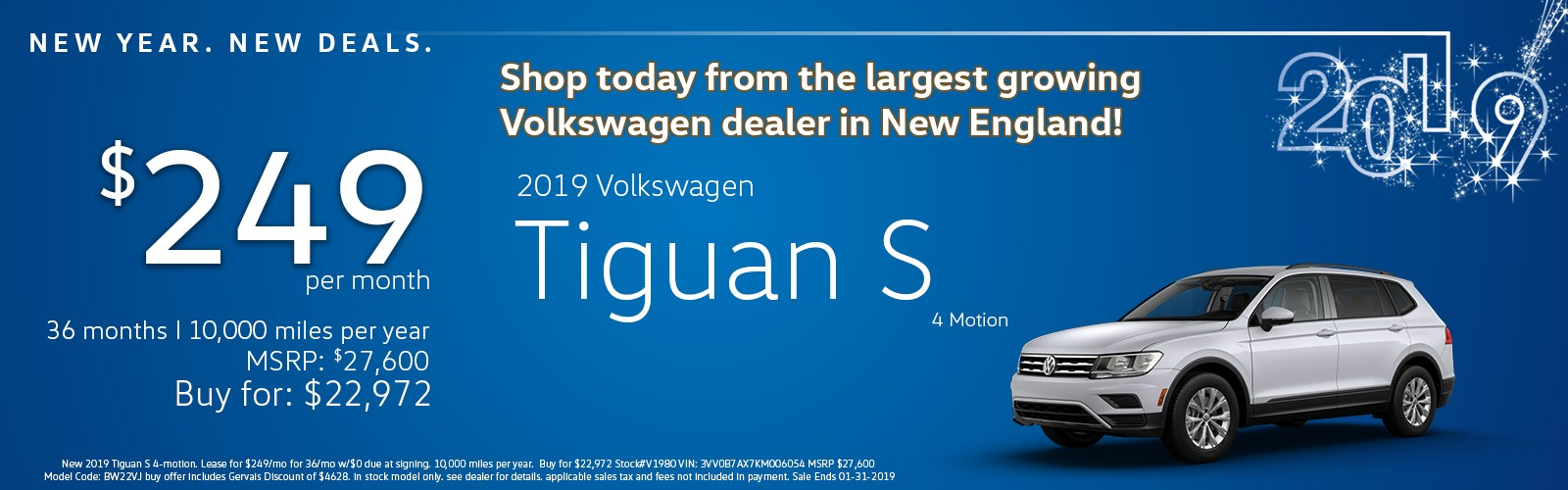 New Vw Tiguan For Sale In Lowell Ma Near Andover