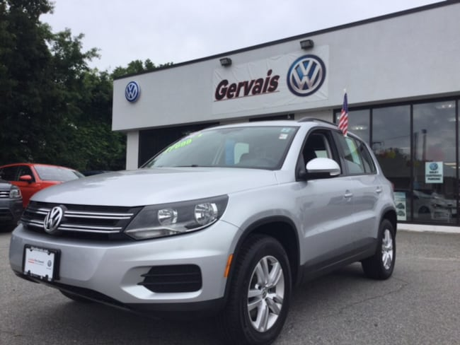 2016 Volkswagen Tiguan 2.0T SUV For Sale in Lowell, MA