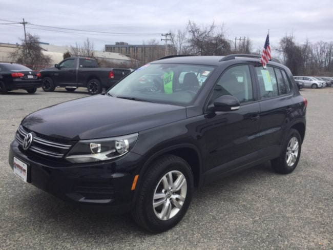 2017 Volkswagen Tiguan 2.0T S 4MOTION SUV For Sale in Lowell, MA