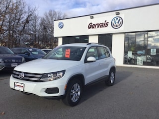 Used 2016 Volkswagen Tiguan 2.0T SUV For Sale In Lowell, MA