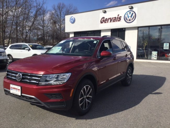 New 2019 Volkswagen Tiguan For Sale In Lowell Ma Near