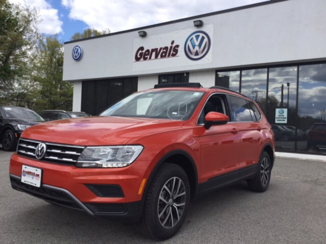 2019 Volkswagen Tiguan 2.0T SE 4MOTION SUV For Sale in Lowell, MA