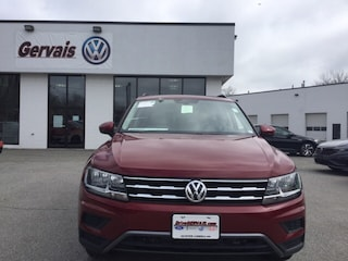 New 2019 Volkswagen Tiguan 2.0T SE 4MOTION SUV For Sale In Lowell, MA