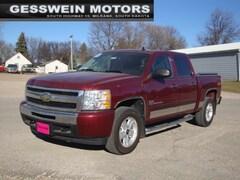 2009 Chevrolet Silverado 1500 Truck Crew Cab