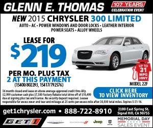 2016 Chrysler 300 near Los Angeles | Chrysler Dealer CA