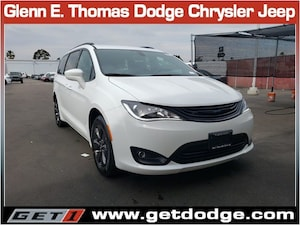 2019 Chrysler Pacifica Hybrid Hybrid Touring L