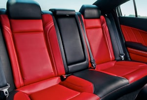 2018 Dodge Charger interior options