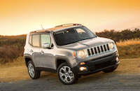 2019 Jeep Renegade Near Long Beach