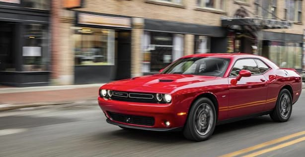 2018 Dodge Challenger available near Huntington Beach