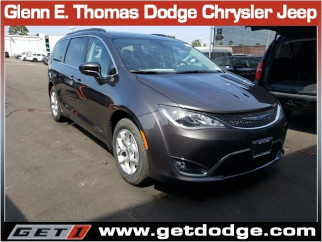 2019 Chrysler Pacifica Touring Plus Touring Plus FWD
