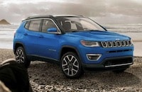 2019 Jeep Compass near Long Beach