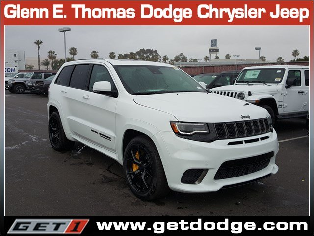 2018 Jeep Grand Cherokee Trackhawk Trackhawk 4x4 *Ltd Avail*
