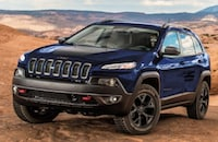 2018 Jeep Cherokee near Long Beach