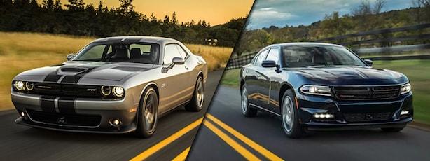 2017 Dodge Challenger Vs Charger Huntington Beach Area Dodge