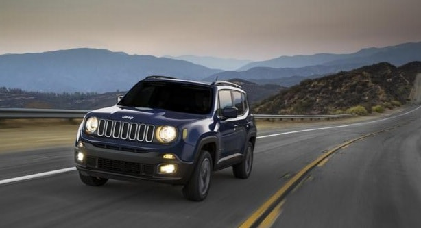 Long Beach area 2017 Jeep Renegade