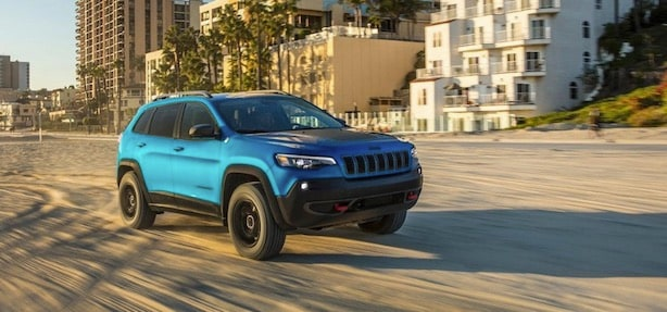 Los Angeles area Jeep dealer