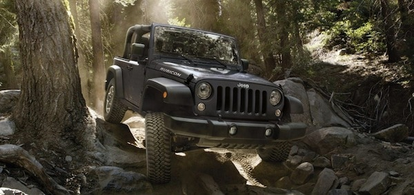 Los Angeles area 2017 Jeep models