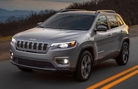 2019 Jeep Cherokee near Long Beach