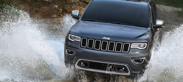 2017 Jeep Grand Cherokee available near Los Angeles