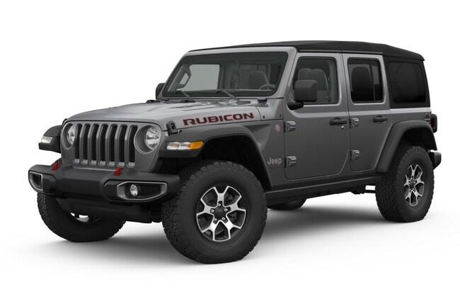 2018 Jeep Wrangler Rubicon Rubicon 4x4