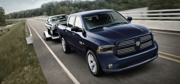2017 RAM pickups for sale near Huntington Beach