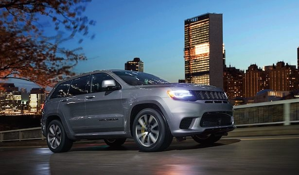 2018 Jeep Grand Cherokee Trackhawk near Huntington Beach