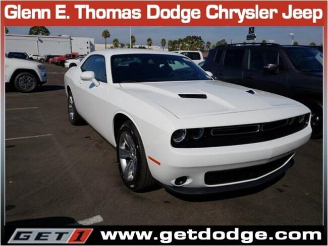 2019 Dodge Challenger SXT SXT RWD