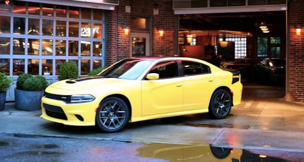 2017 Dodge Charger available near Los Angeles