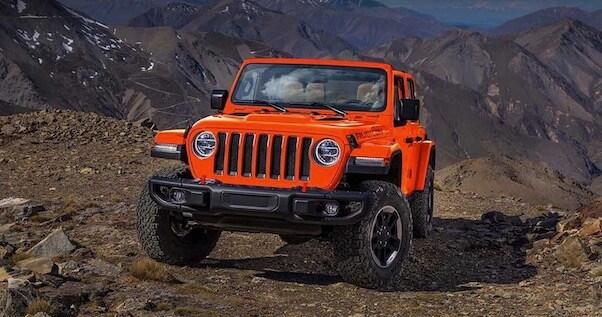 2019 Jeep Wrangler Rubicon available near Los Angeles